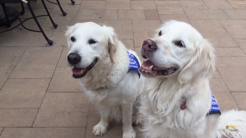 Wrigley and Oakley Say Thank You to VCU Health